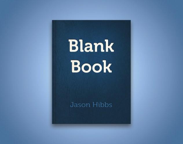 Blank Book — The Fixed-Layout ePub Template – Jason Mervyn Hibbs