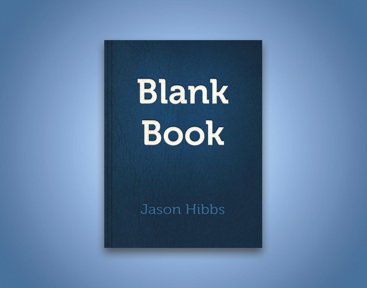 Book Cover Template Uk : Blank book — the fixed layout epub template jason mervyn